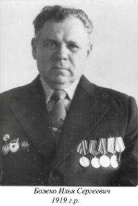Божко Илья Сергеевич