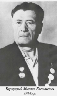 Буркутский Михаил Евгениевич