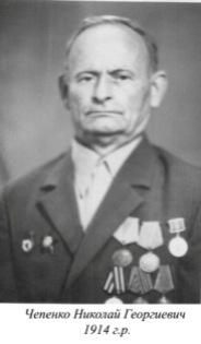 Чепенко Николай Григорьевич