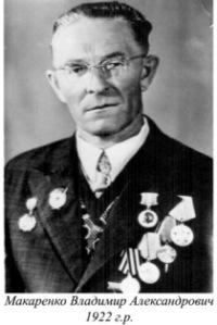 Макаренко Владимир Александрович