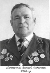 Николаенко Алексей Андреевич