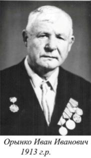 Орунков Иван Иванович