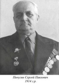 Пичугин Сергей Павлович