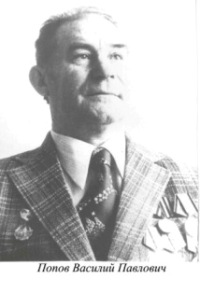 Попов Василий Павлович