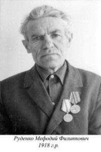 Руденко Мефодий Филиппович