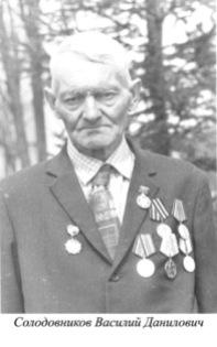 Солодовников Василий Данилович