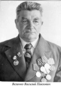 Величко Василий Павлович